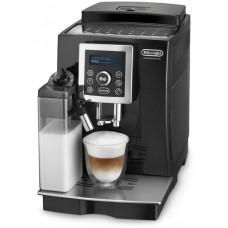 Espressor automat De'Longhi ECAM 23.460 B, 1450 W, 15 bar, LatteCrema system, 1.8 l, Negru