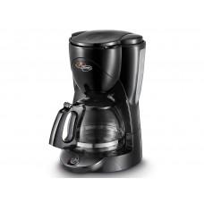 Aparat de cafea filtru, DeLonghi Brillante ICM 2.B, 1000 W, 1.5 l, 10 Cesti, Negru