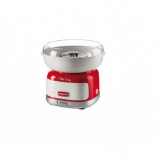 Aparat de facut vata de zahar Party Time 2973 wh/red, 450W, Rosu, Ariete