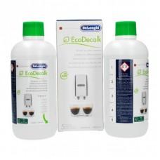 Set 2 Decalcifiante pentru aparatele de cafea DeLonghi, 500 ml, 5 decalcifieri