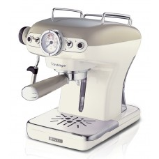 Espressor Ariete, Vintage 1389a Cream, 900W, 15Bar